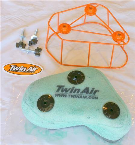 Twin Air 153915FR Replacement Power Flow Air Filter Kit
