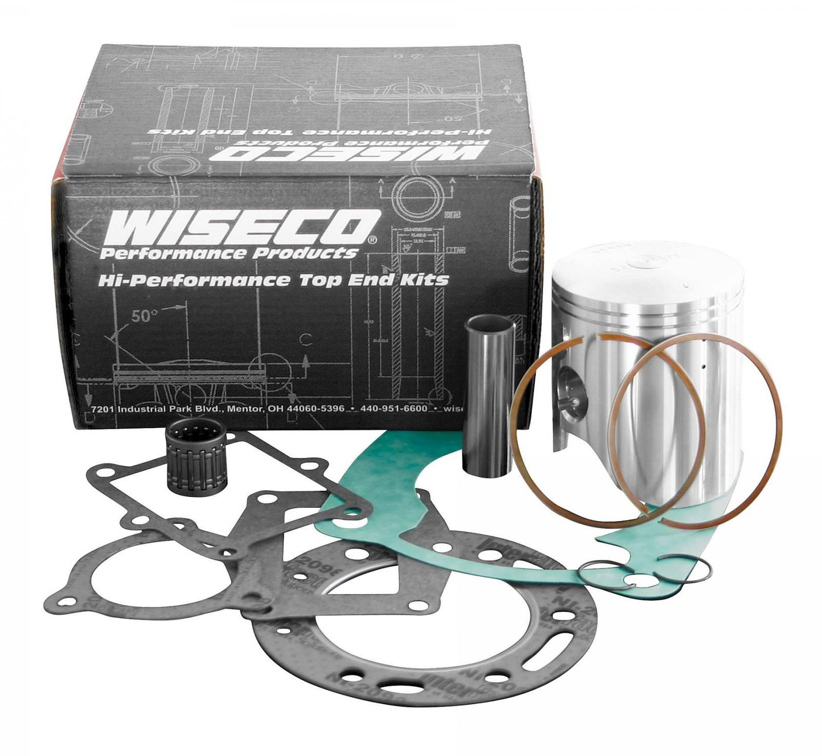 Wiseco PK1180 Top End Rebuild Kit Standard Bore 54.00mm 2000-2003 Suzuki RM125