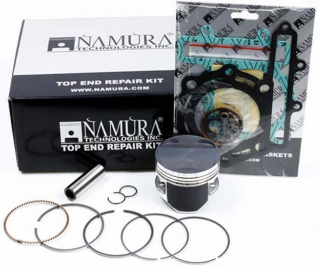 NX-30024 Piston Kit~1998 Suzuki RM250 Namura Technologies Inc