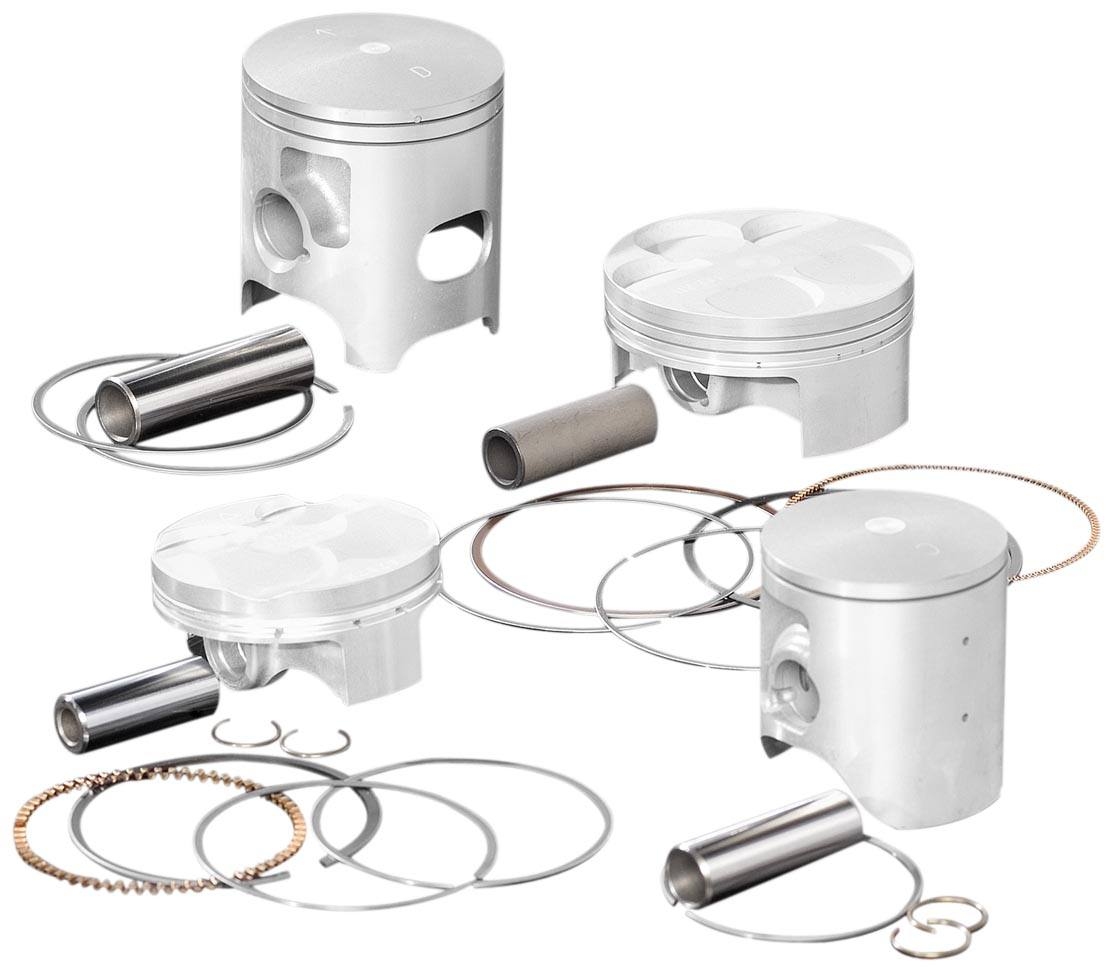 Replacement Wiseco 45.00MM Piston Ring Set 1772CS For KTM 65 SX Polini XP65R
