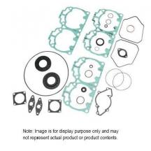 Winderosa 811376 Complete Gasket Kit with Oil Seals