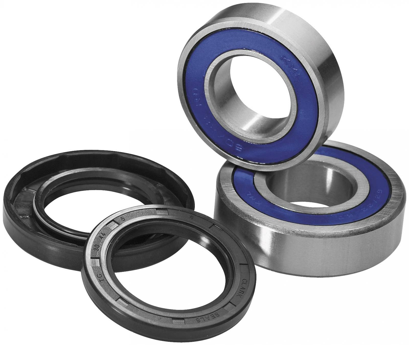 ProX Front Wheel Bearings//Seals for Honda TRX250EX SporTrax 2001-2014