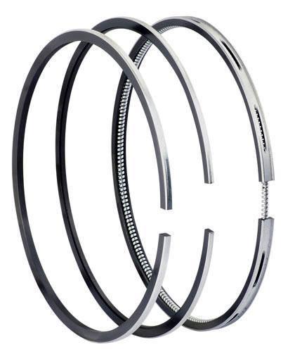 Big Bore Vertex Piston Ring Set 590310500001