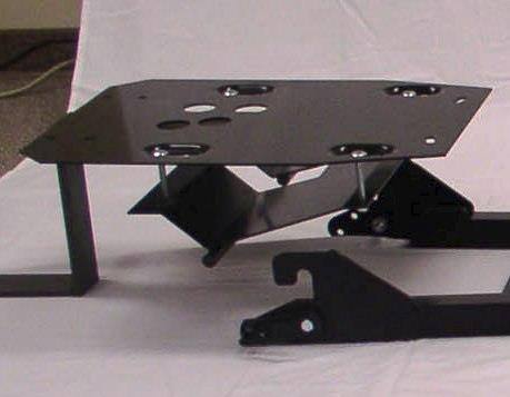 Eagle Plow Quick Mounting Kit~2014 Yamaha YFM550 Grizzly FI 4x4 Auto EPS
