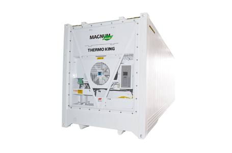 MAGNUM PLUS® Container Refrigeration System Mid-State Thermo