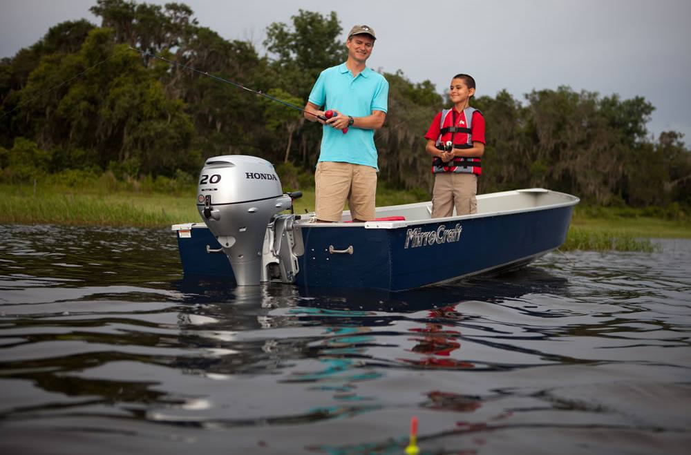 Windward Boats And Outboards