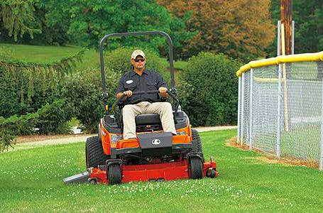 Z-Series Commercial Lawn Mower