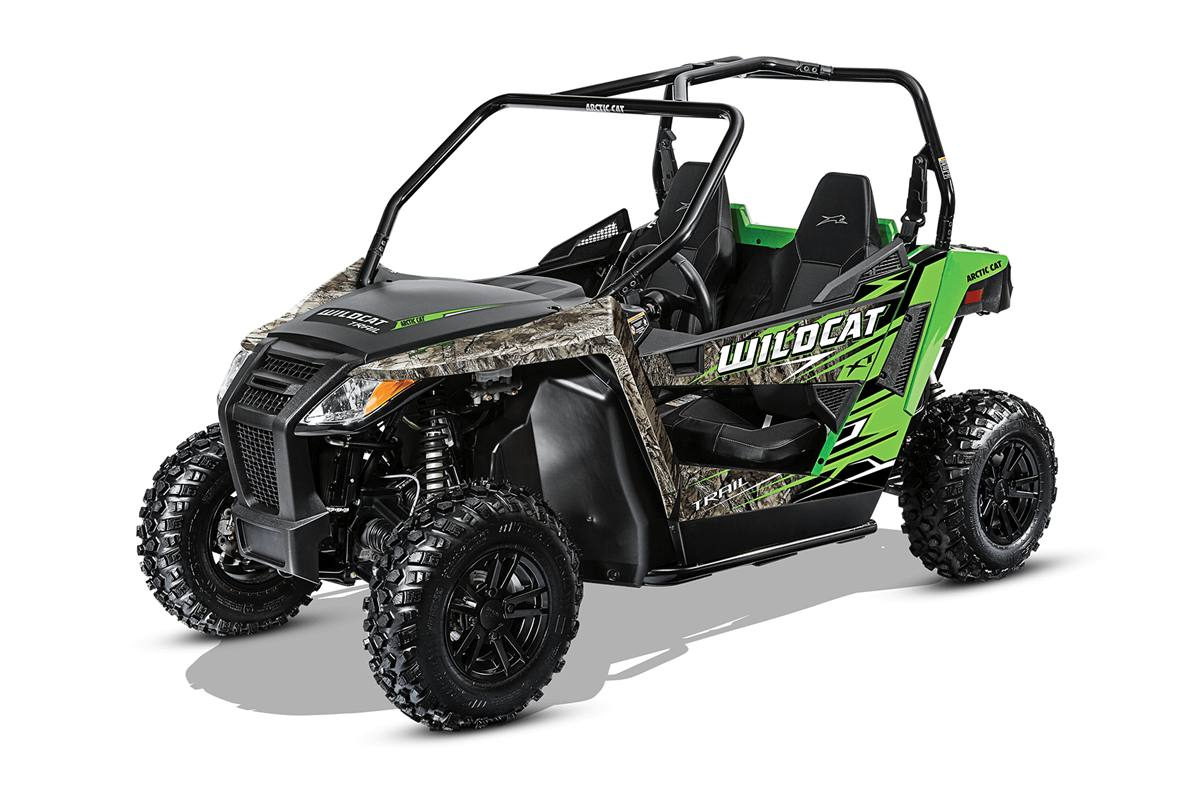 2017 Arctic Cat WILDCAT TRAIL XT EPS for sale in Gill, MA   GREEN RIVER  POWERSPORTS 413-863-4892