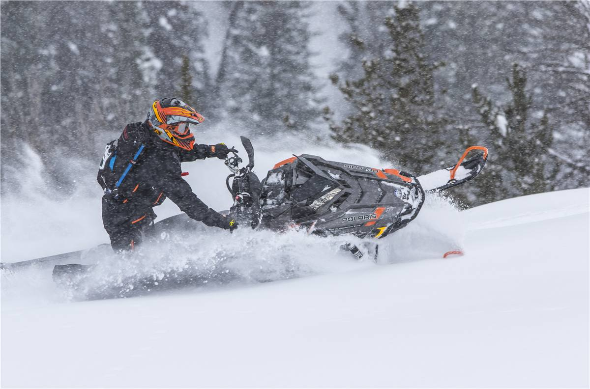 2017 Polaris Industries 800 PRO-RMK® 174 LE for sale in Aberdeen, SD ...