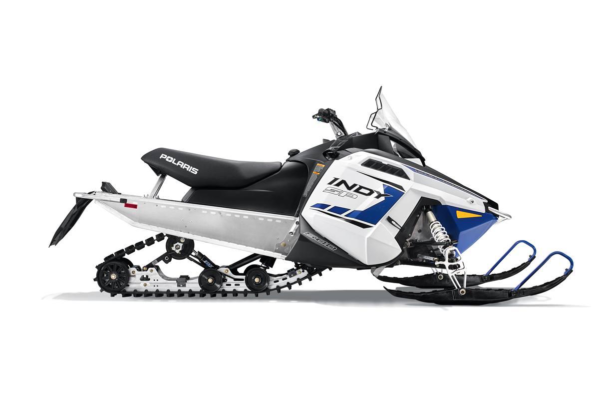 2017 Polaris Industries 600 Indy Sp Es