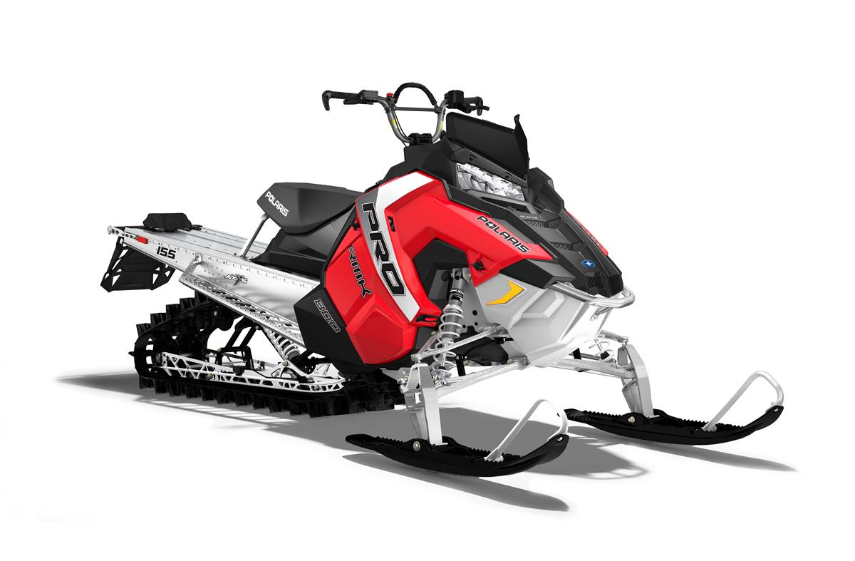 2017 Polaris Industries 800 Pro Rmk 155