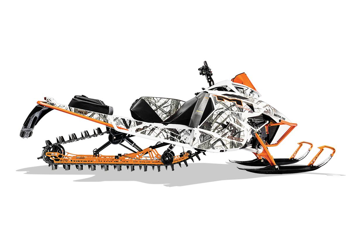 2017 Arctic Cat M 8000 Limited (162) for sale in Gunnison, CO | Gunnison  Motorsports (970) 641-7377