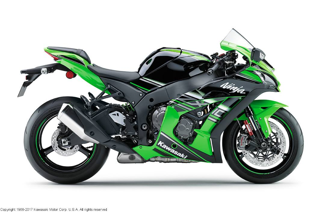 2017 Kawasaki Ninja® ZX™-10R ABS KRT Edition for sale in Paducah, KY ...