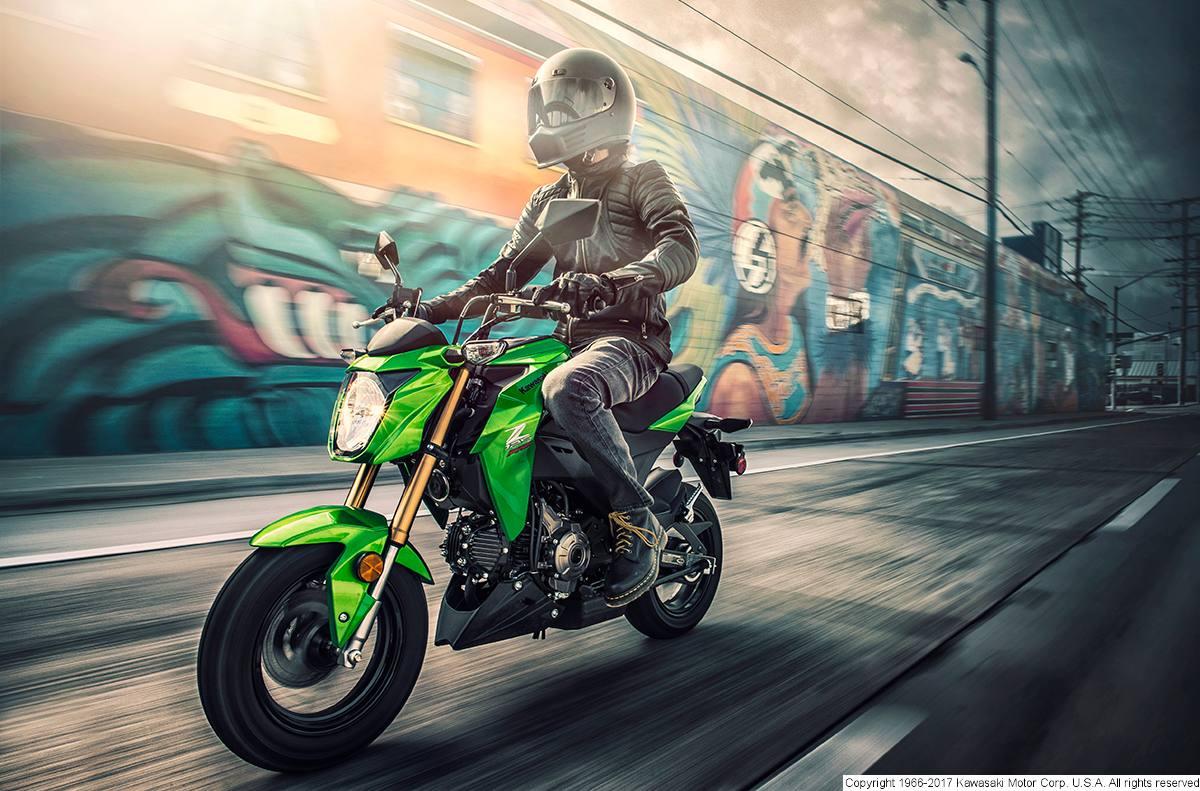 2017 Kawasaki Z125 Pro For Sale In Las Vegas Nv Carter