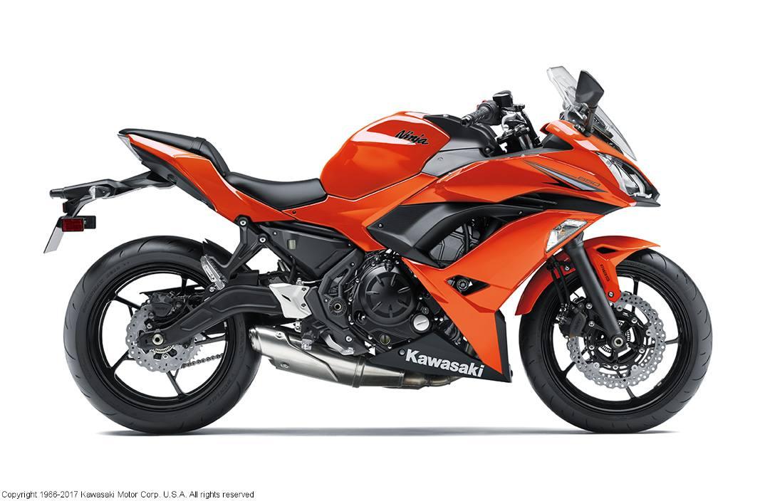 2017 Kawasaki Ninja® 650