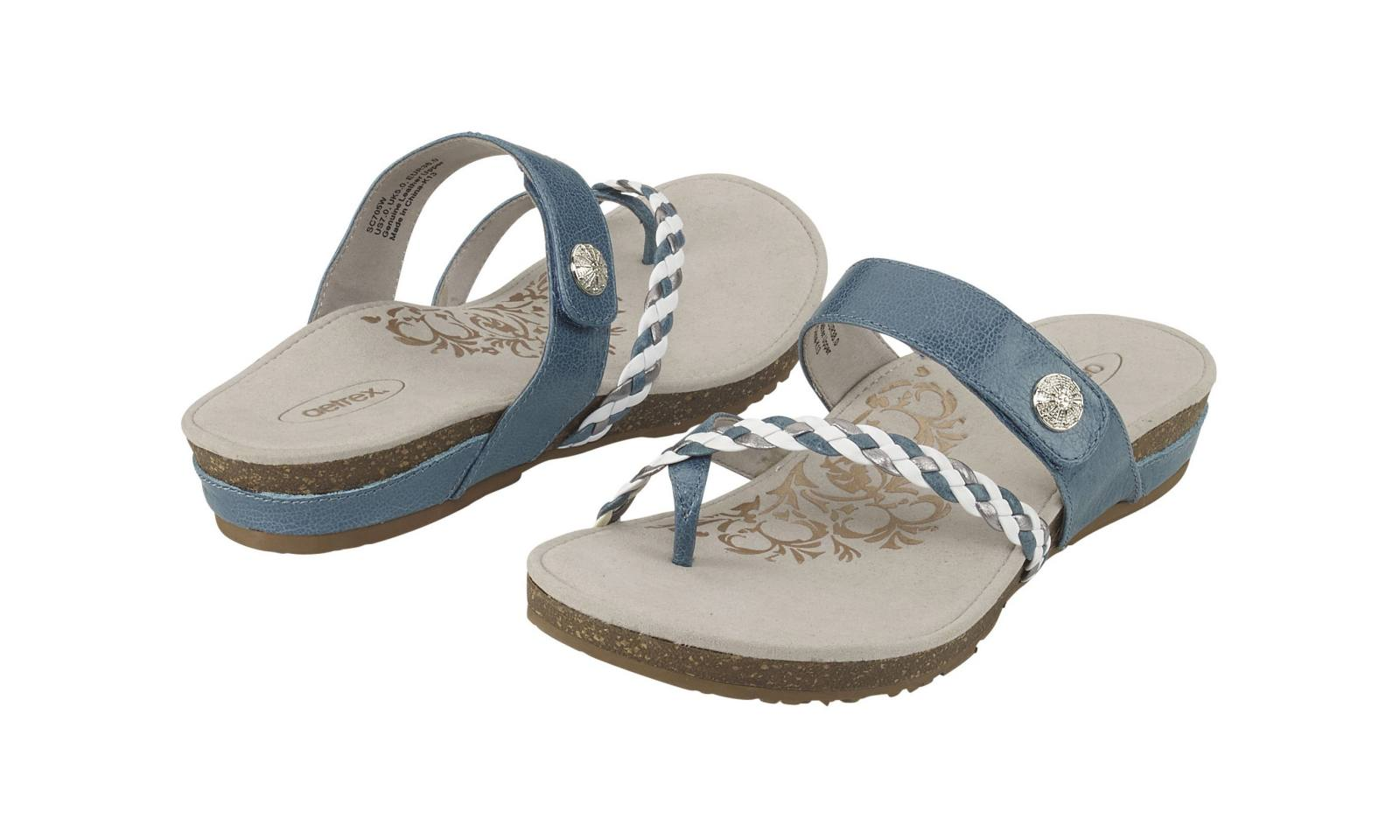 8d1405aab904 LENA ADJUSTABLE THONG SANDALS for sale