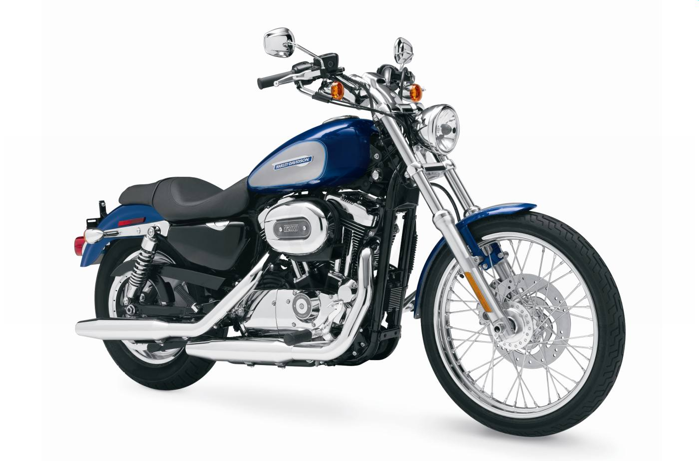 2009 Harley Davidson Sportster 1200 Custom For Sale In Peoria Il World Of Powersports Inc