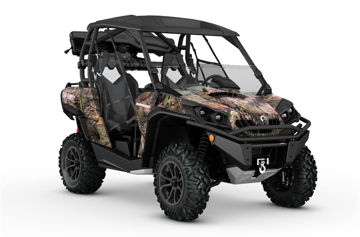 Can am commander 1000 limited 2016 for sale - Sale