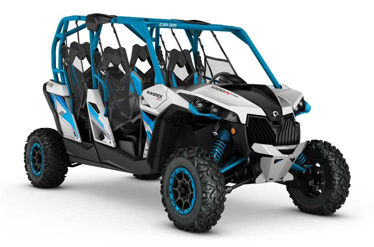 2017 Can Am Maverick Max X Ds Turbo