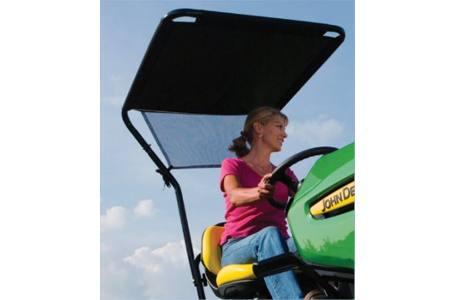 John Deere  sc 1 st  Ideal Lawn u0026 Tractor & 2016 John Deere Sun Shade (X300 X500 Series) for sale in Marion ...