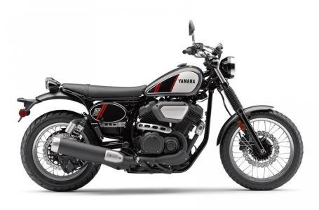 2017 Yamaha SCR950 6