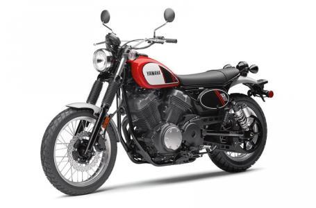 2017 Yamaha SCR950 8