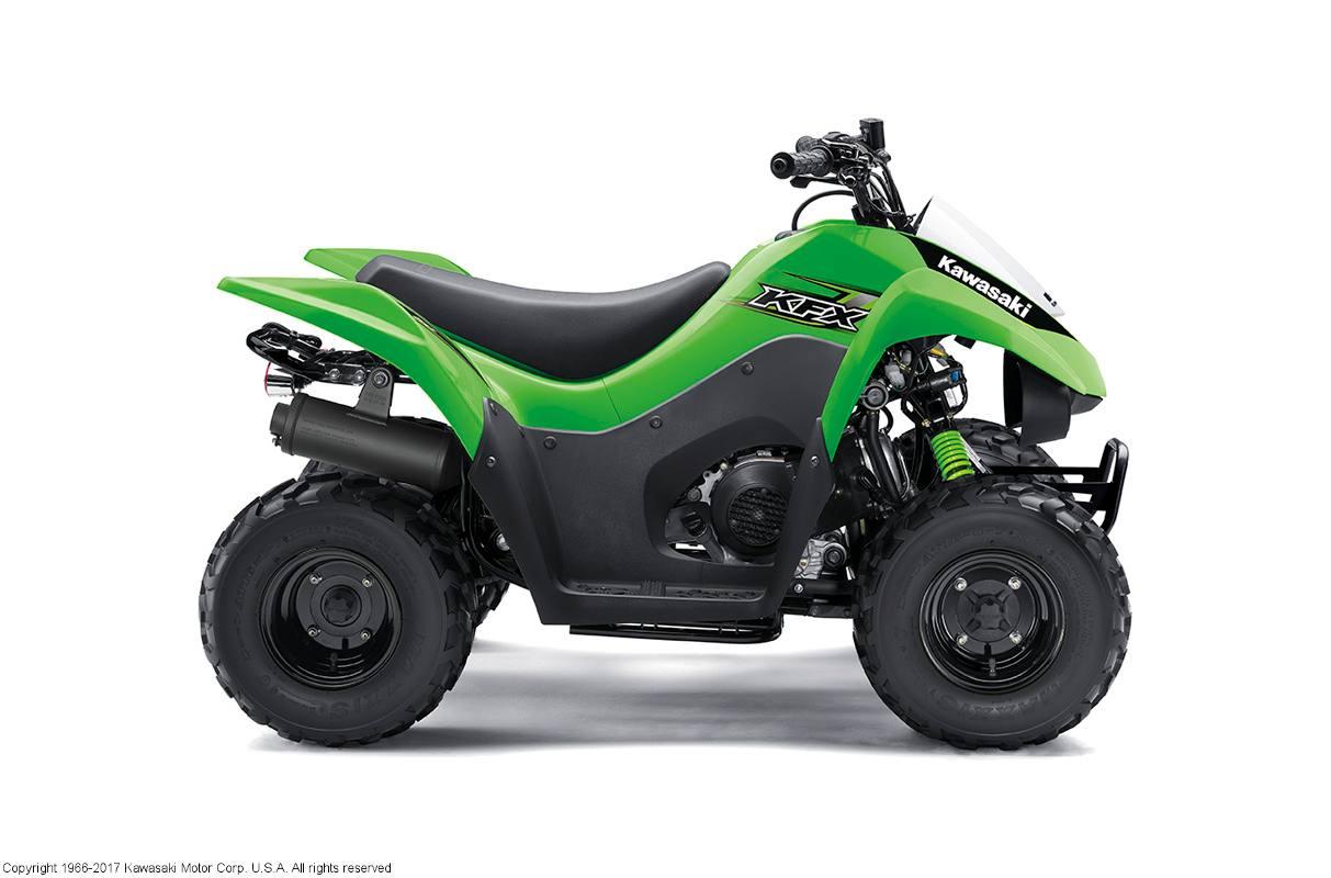 2017 Kawasaki KFX 50 for sale in Hanson, KY   Carter Motorsports (270)  322-8077