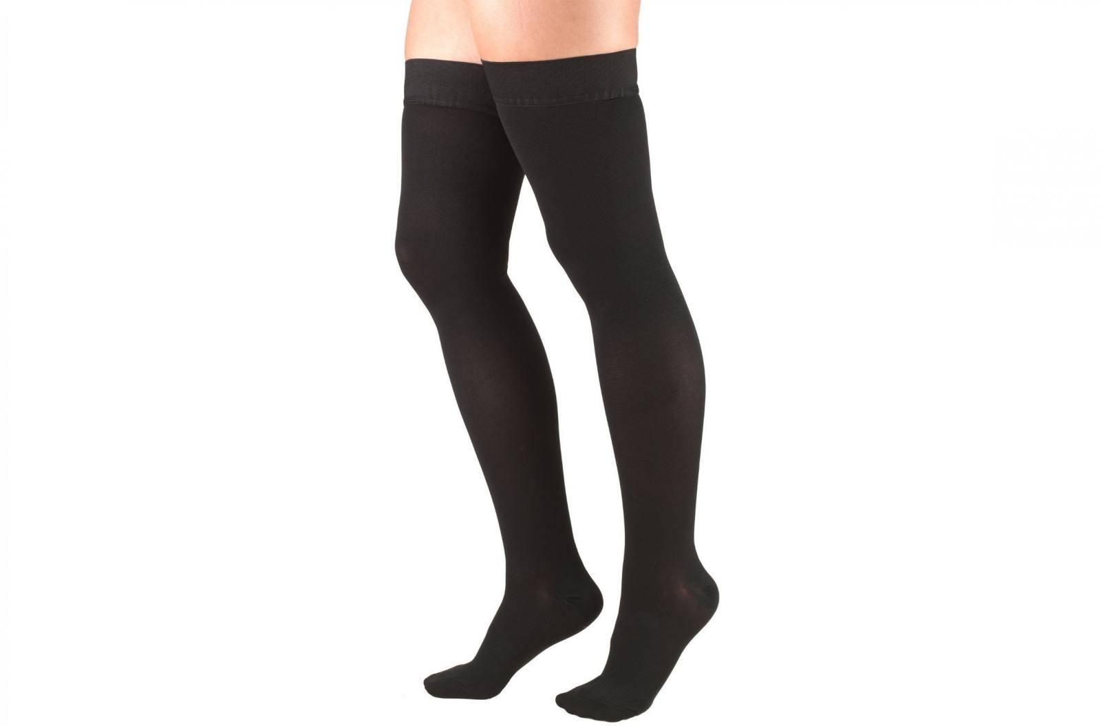 d43456cc6aa Truform 8867 20-30 MMHG THIGH HIGH CLOSED TOE STOCK UNISEX from Cimarron  Medical Services