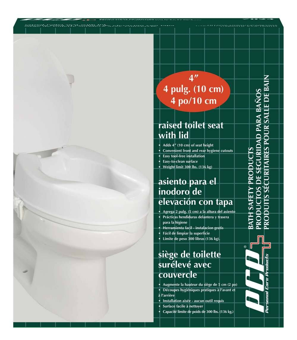 7024 4 Molded Raised Toilet Seat With Lid For In Durango Co Rivergate Pharmacy Compounding Center 970 375 7711