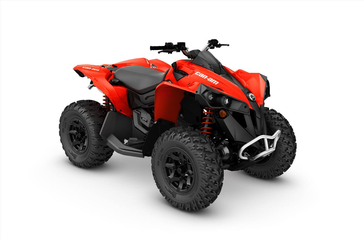 2017 Can Am Renegade 570
