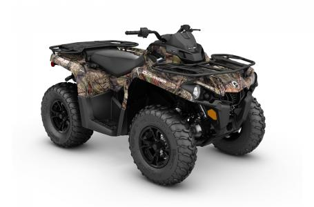 2017 Can-Am ATV Outlander 450 Dps