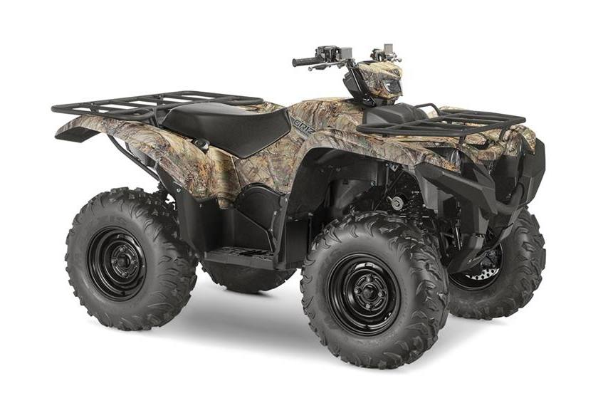 2017 Yamaha Grizzly >> 2017 Yamaha Grizzly Eps Realtree Xtra