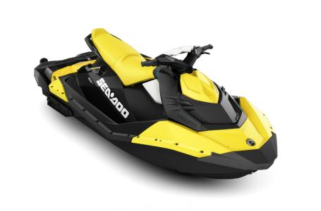 For Sale: 2017 Sea Doo Pwc Spark 3up Rotax 900 Ho Ace&trade; W/ibr, Convenience Pkg ft<br/>Banner Recreational Products