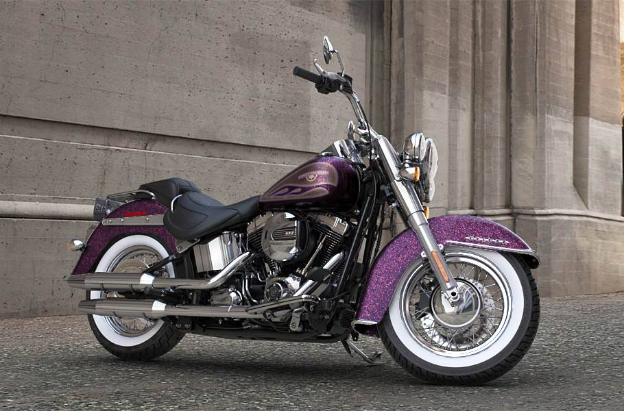 2017 Harley Davidson Flstn Softail Deluxe Hard Candy Color Option For In Bonduel Wi Doc S Of Shawano County 715 758 9080