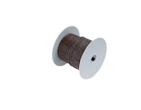 WIRE TINNED COPPER MARINE GRADE 16GA BLACK 100FT 639 102010 PRIMARY BOAT CABLE