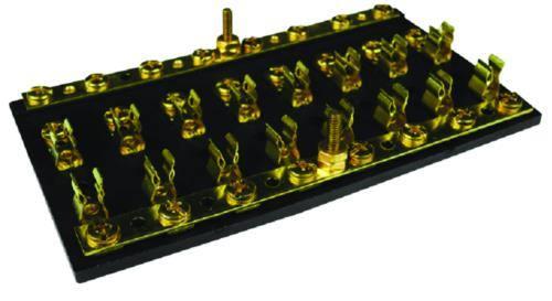 13451 Seachoice Fuse//Terminal Block Brass