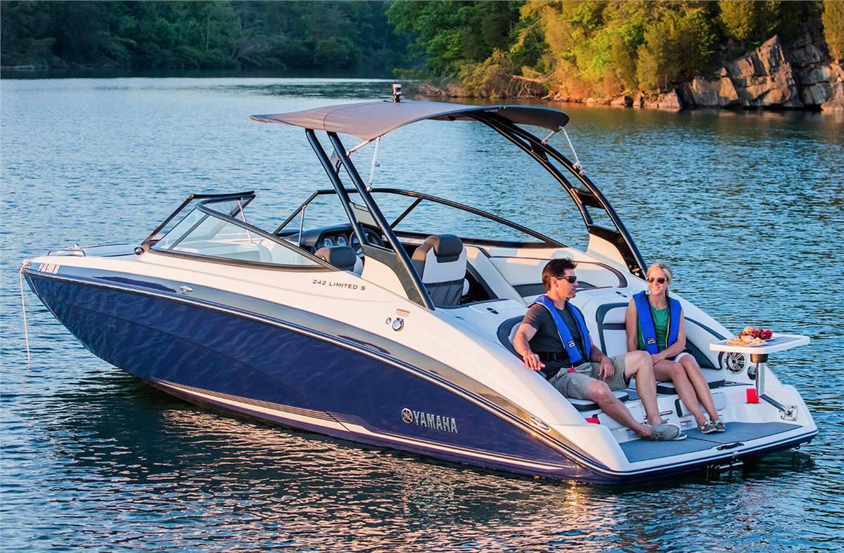 Jet Boat Yamaha  Limited S