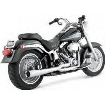 PRO PIPE CHROME EXHAUST SYSTEM