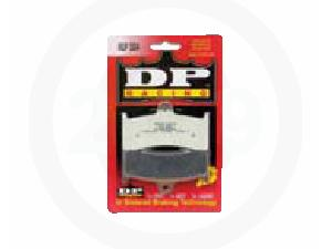 RDP RACING SINTERED METAL BRAKE PADS BY DP