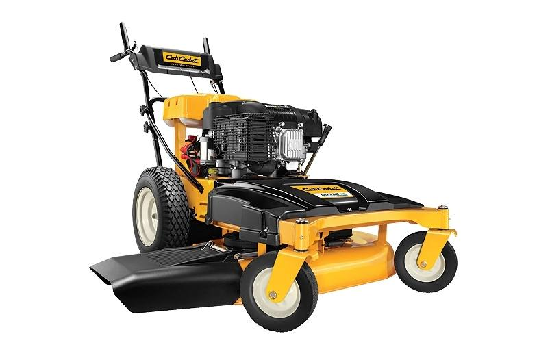 Wide-Area Walk-Behind Mowers