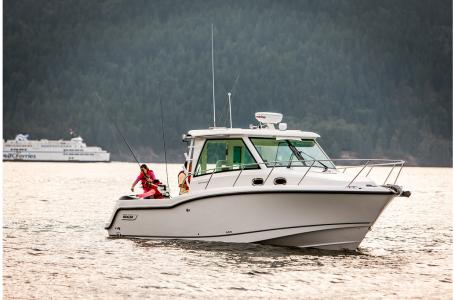 For Sale: 2017 Boston Whaler 315 31ft<br/>M & P Yacht Centre At Coal Harbour