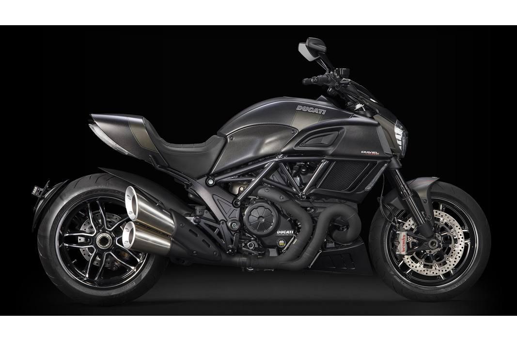 2017 Ducati Diavel Carbon