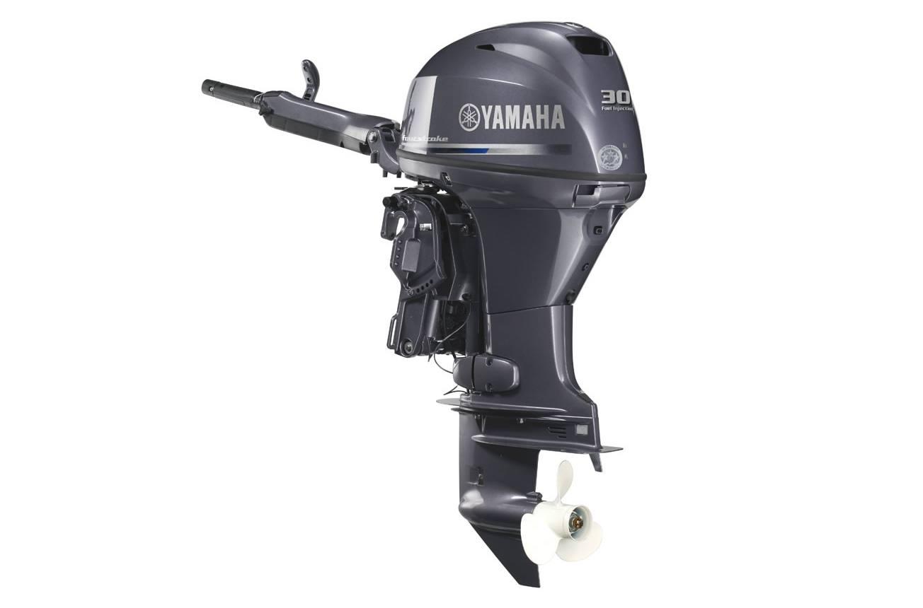 2017 Yamaha F30 - 20 in  Shaft