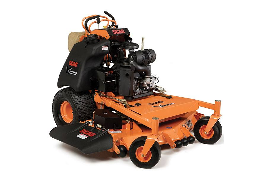V-Ride™ Stand On Mowers