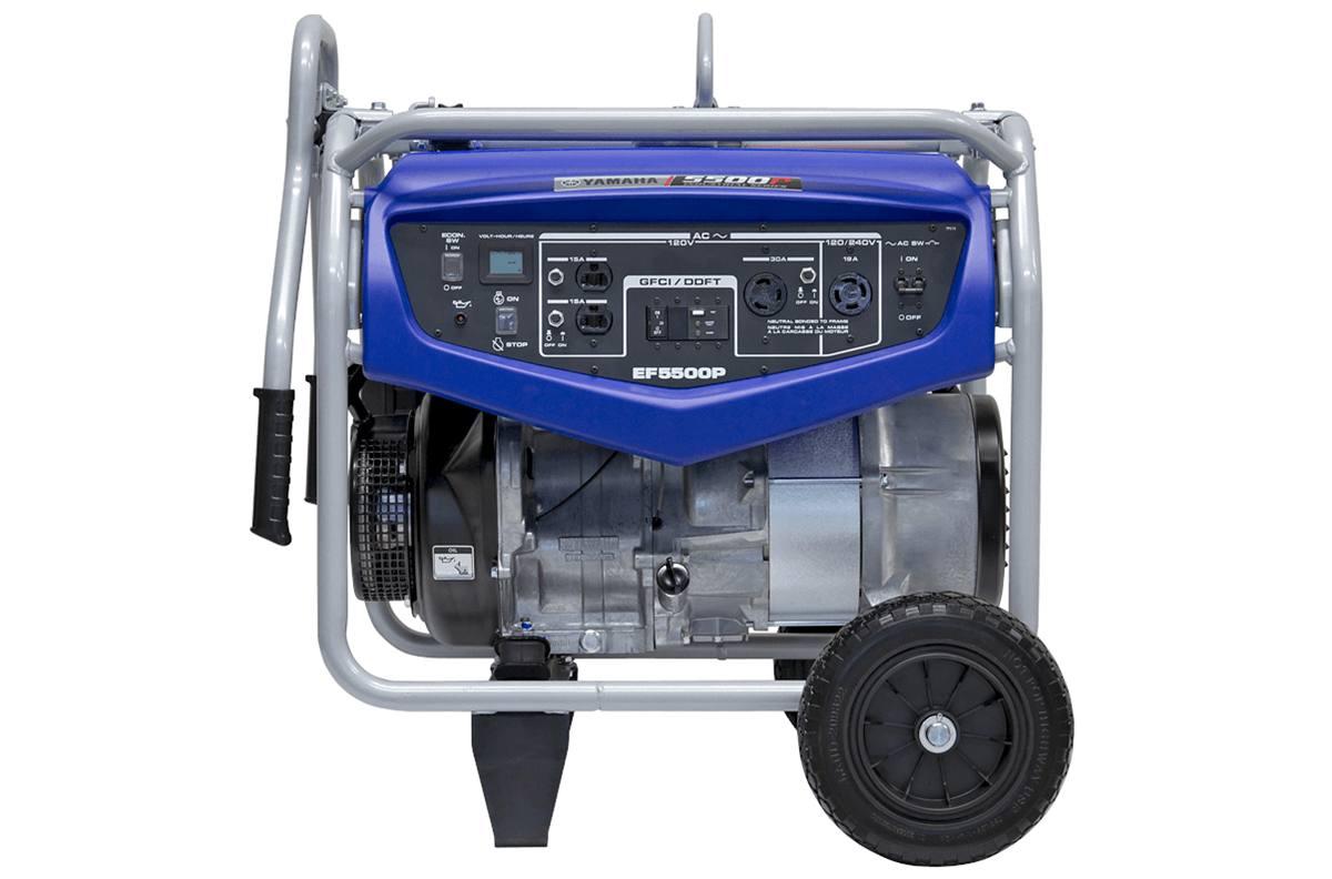 2017 Yamaha Ef5500p For Sale In Thompson Mb Ricks Marine Ltd Ef3000iseb Wiring Schematic 204 677 2952