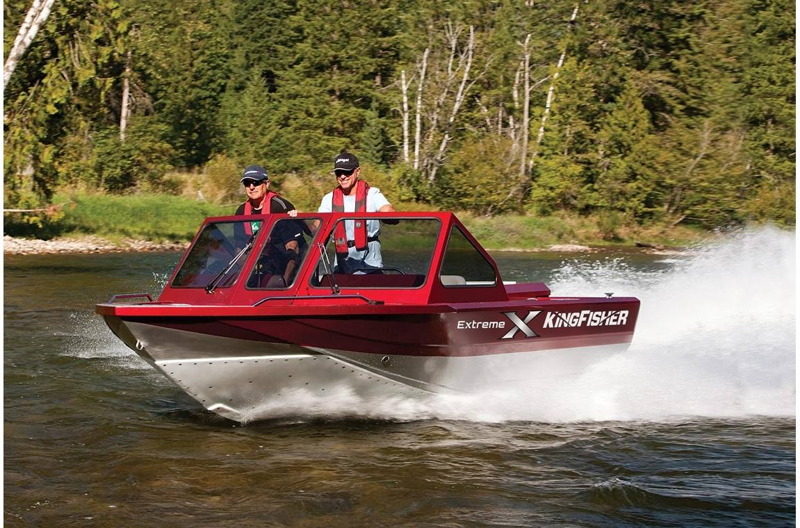 2017 Kingfisher Boats 2075 Extreme Duty For Sale In Anchorage Ak Fisher V Wiring Schematic Available Uhmw Full Bottom Protection