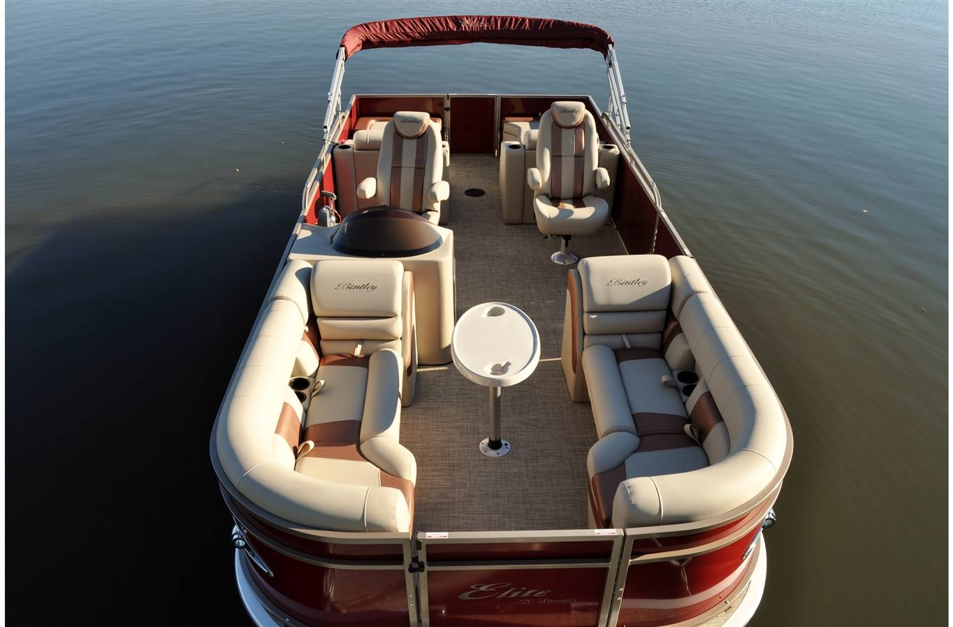 to what pontoon you sold deck bentley dealers new read boat magazine like owners