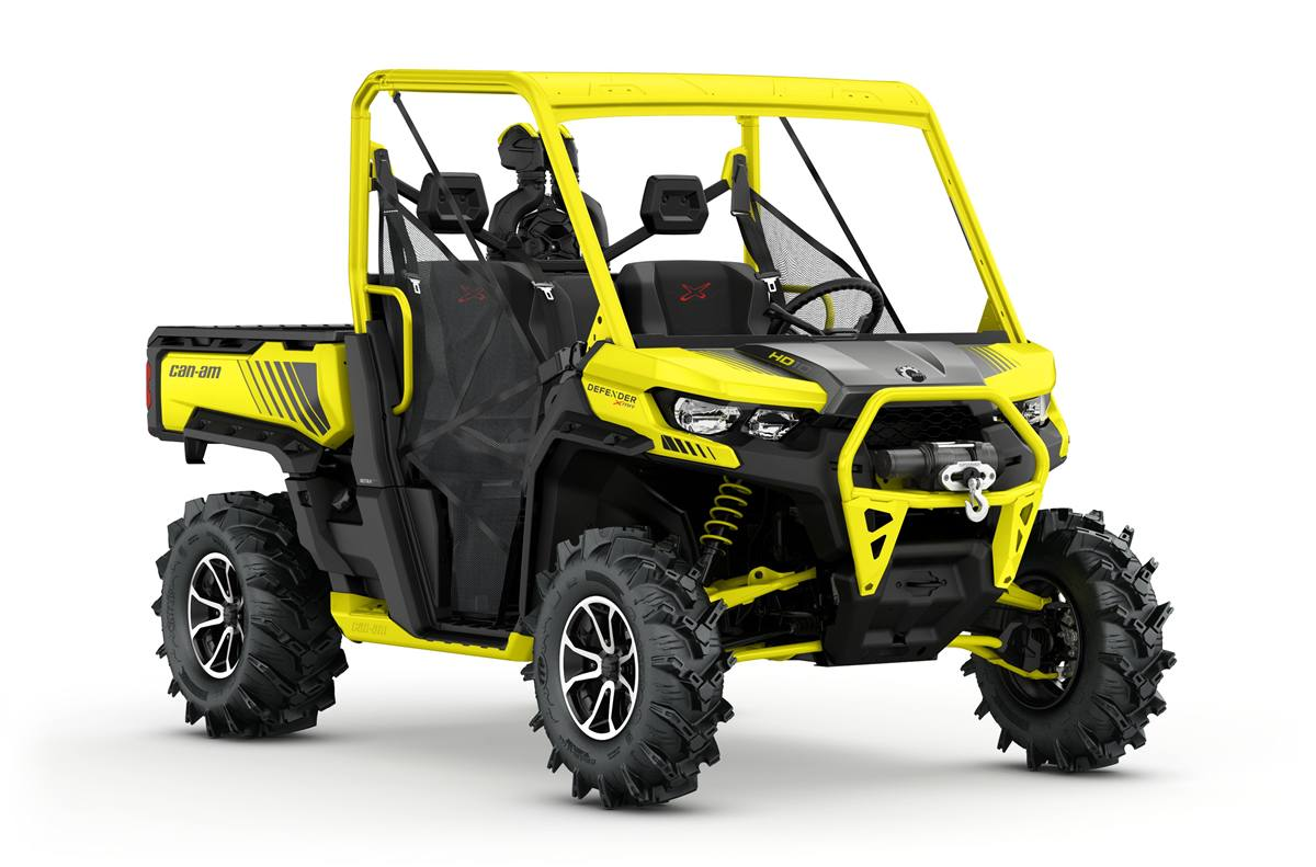 2018 Can Am Defender X Mr