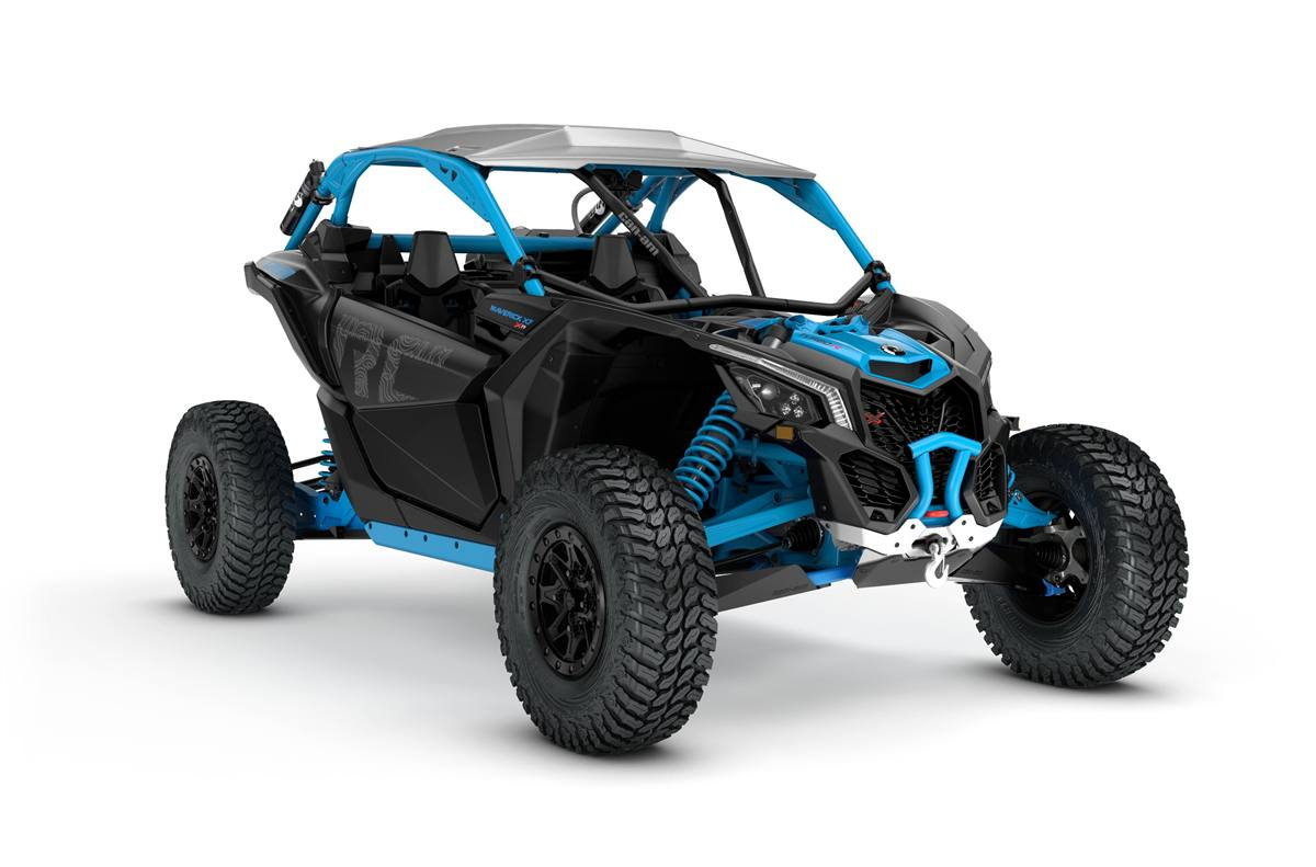 Can Am 1000 >> 2018 Can Am Maverick X3 X Rc Turbo R For Sale In Cortland Ny