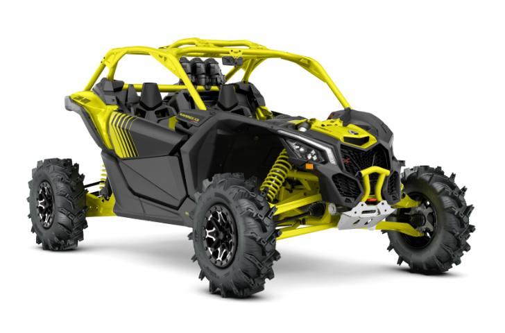 Can Am Maverick Xmr >> 2018 Can Am Maverick X3 X Mr Turbo R For Sale In Laramie Wy Tnt